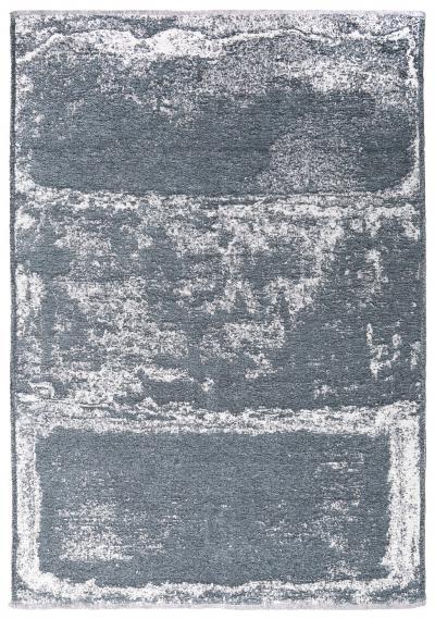 MORETTİ DUO ÇİFT TARAFLI HALI 11707-J MAVİ-BEYAZ